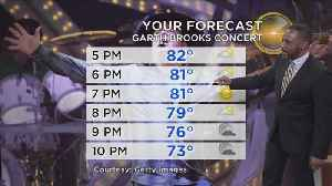 KDKA-TV Afternoon Forecast (5/17) [Video]