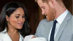What Is Meghan Markle's Occupation On Baby Archie's Birth Certificate? [Video]