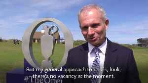 David Lidington: The Iron Throne of the Conservative Party is not for me [Video]