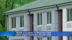 Standoff Ends At Brooklyn Park Hotel [Video]