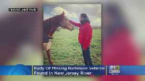 Body Found In New Jersey River Is Missing Baltimore Veteran Jaime Kwebetchou [Video]