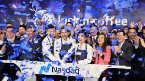China's Luckin Coffee Debuts on the Nasdaq, Faces Off With Starbucks [Video]