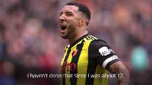 Troy Deeney hoping FA Cup will end his long trophy drought [Video]