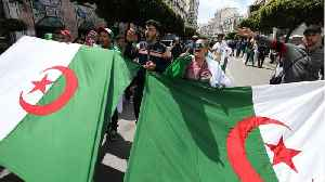 Algeria Election May Be Postponed, Protests Continue [Video]