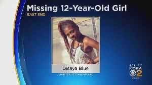 12-Year-Old Girl Reported Missing In Pittsburgh's East End [Video]