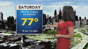 Philadelphia Weather: Sensational Saturday Upcoming [Video]