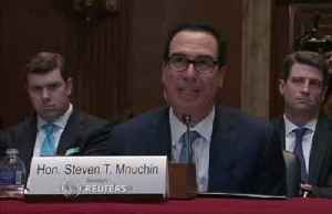 News video: Mnuchin defies House subpoena for Trump's tax returns