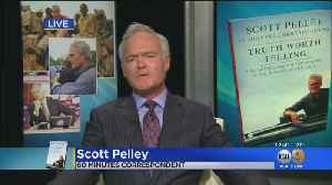 Scott Pelley Talks About His New Book 'Truth Worth Telling' [Video]