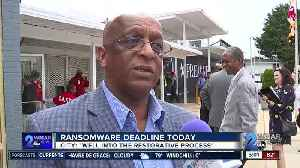 Ransom deadline comes and goes, city refuses to pay [Video]