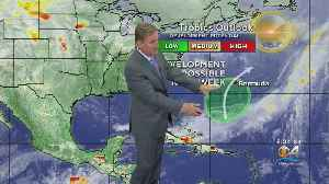 Tracking The Tropics: Tropical Storm Possibly Developing [Video]