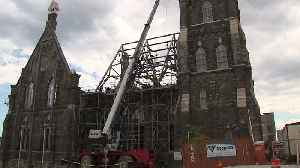 Crews Continue to Restore Historic Milwaukee Church a Year After Devastating Fire [Video]