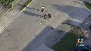 Off-Duty Miami Police Officer Shoots & Injures Man [Video]