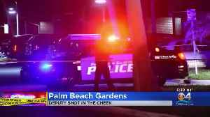 Shooting In Palm Beach Leaves Gang Member Dead, Deputy Injured [Video]