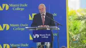 Miami-Dade College President Receives High Honor [Video]