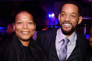 Will Smith and Queen Latifah Are Creating a Hip-Hop Musical [Video]