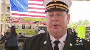 MDFR Fire Chief Dave Downey Retires [Video]