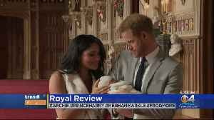 Official Birth Certificate Of Royal Baby Released [Video]