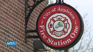 Firefighters from other communities help Appleton after shooting [Video]