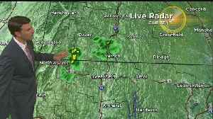 WBZ Evening Forecast For May 17, 2019 [Video]