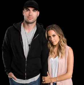 Jana Kramer & Mike Caussin On Their 'Whine Down with Jana and Mike' Tour [Video]