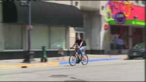 Local police warn cyclists to mind the rules of the road [Video]