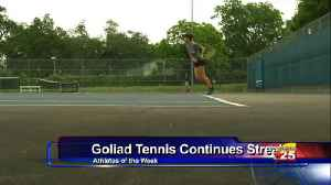 Athletes Of The Week [Video]