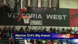 West Hoops Star To Play In Two All-Star Games [Video]