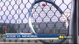 HS Girls Tennis Sectionals: Memorial Will Meet North in the Championship [Video]