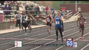 High School Track: Carroll Claims Sectional Title [Video]