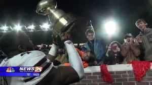 Egg Bowl hot topic at Road Dawgs Tour [Video]