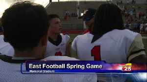 East Football Spring Game Review [Video]