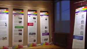 VIDEO New exhibit at Bradbury-Sullivan LGBT Community Center showcases civil rights activism [Video]