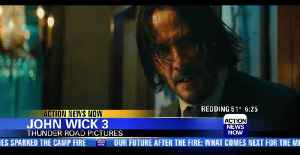 Action News Now Movie Review: John Wick Chapter 3 [Video]