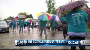 Walking the Distance for Mental Health [Video]