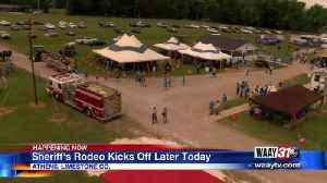 People in Limestone County preparing for annual sheriff's rodeo [Video]