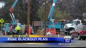 PG&E introduces high-fire danger blackout plan [Video]