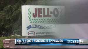 Major expansion announced for Mason City business [Video]