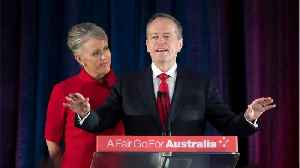 Labor Leader Concedes Cannot Win Australian Election [Video]