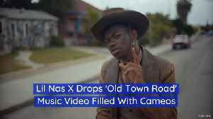 Lil Nas X Has A Lot Of Celebrities In His New Music Video [Video]