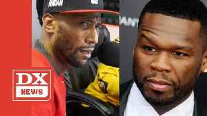 """50 Cent Brands """"Lord Jerome"""" A Clout Chaser After Latest Eminem Diss [Video]"""