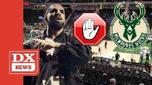 News video: Milwaukee Radio Station Silencing Drake For Entire NBA Eastern Conference Finals
