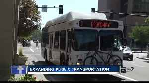 Open house to be held for public comment on public transportationo [Video]