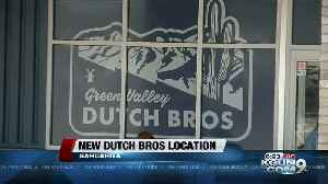 Dutch Bros. Coffee opens Sahuarita location [Video]