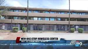 Center of Opportunity to open doors to homeless [Video]