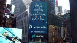 Luckin Coffee's piping hot IPO [Video]