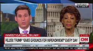 Maxine Waters says Trump lacks 'expertise' to negotiate with China [Video]