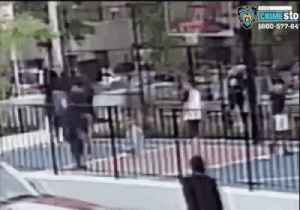 Suspect Shoots at New York City Playground Injuring Man and Boy [Video]