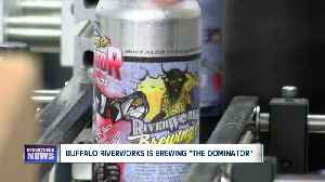 Buffalo Sabres inspired pilsner hoping to dominate beer sales for a good cause [Video]