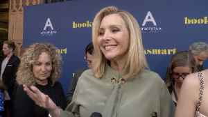 Lisa Kudrow On Working With Olivia Wilde For 'Booksmart' [Video]