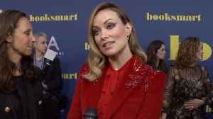 Olivia Wilde Is At The Premiere For Her New Movie 'Booksmart' [Video]